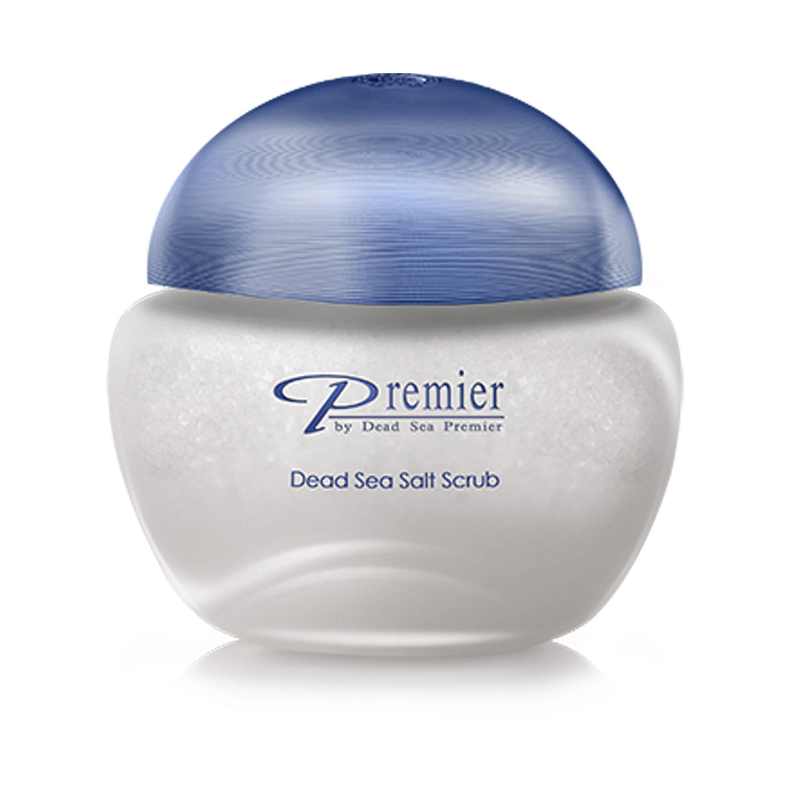Aromatic Salt Scrub Citric Cuidado Corporal Premier Cosmetics